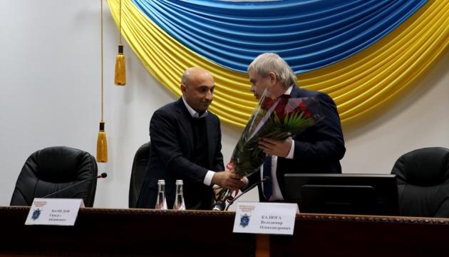 У Запоріжжі представили нового прокурора області