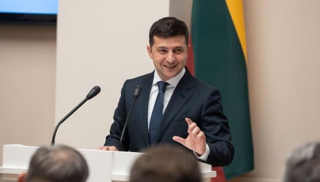 Ukraine expects Lithuania's support for NATO's Enhanced Opportunities Program
