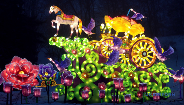 Фестиваль китайских фонарей вернется в Киев в новом формате