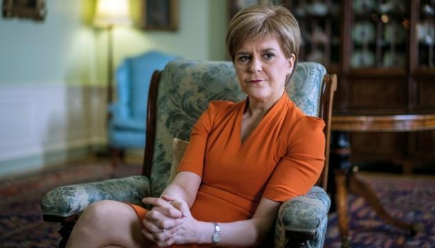 Прем'єр Шотландії хоче провести референдум за незалежність
