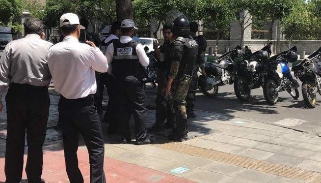 Іран заявляє про затримання вісьмох
