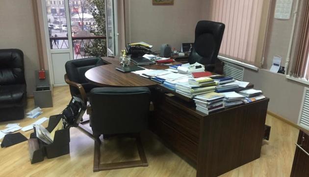 Офіс НСЖУ на Хрещатику вночі пограбували - Томіленко