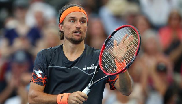 Долгополов заявився на турнір Aссоціаціі тенісистів-професіоналів у Досі