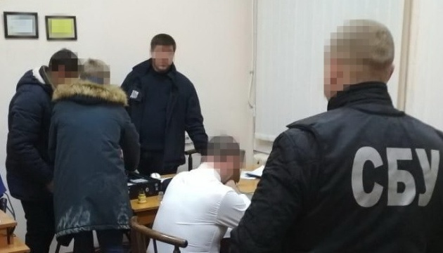 Миколаївська облрада показала, як силовики проводили обшук