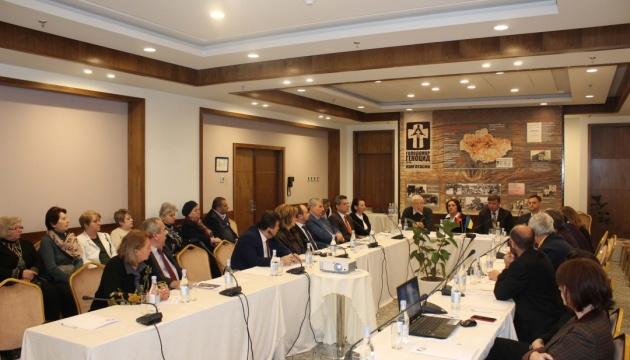 На конференції в Єревані говорили про Голодомор 1932-33 років - геноцид українського народу