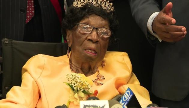 Померла найстаріша американка