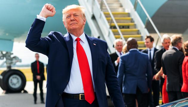Трамп прокоментував звіт республіканців щодо імпічменту