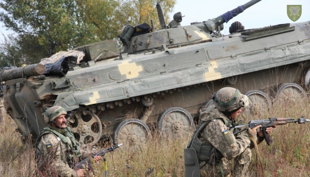 Brigade combat team to be set up in Ukraine according to NATO standards