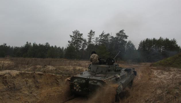 Ostukraine: Drei Soldaten bei Explosion eines unbekannten Sprengsatzes getötet