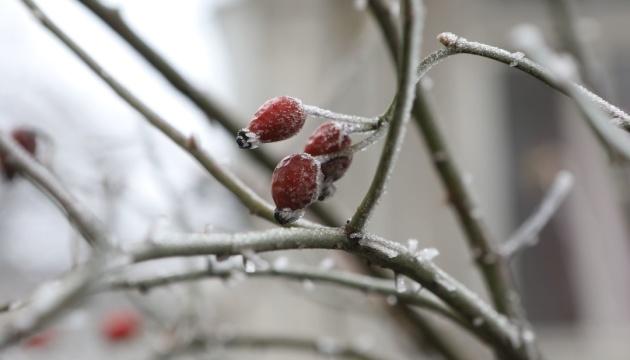 На Різдво обіцяють похолодання - до 13° морозу
