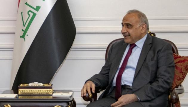 Прем'єр Іраку подає у відставку