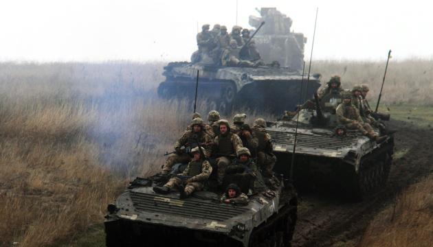 Окупанти обстріляли із заборонених мінометів позиції ЗСУ під Луганським і Лебединським