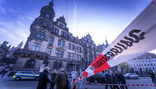 Справа на мільярд. Чергове викрадення безцінних експонатів з німецького музею