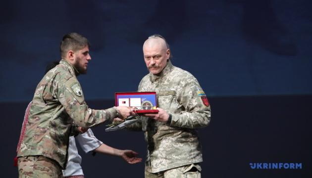 У Харкові бійців нагородили орденами
