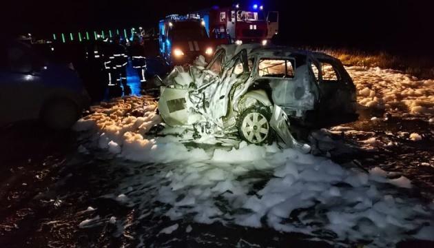 В аварії під Чернівцями загинули троє, серед них — дитина