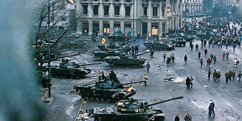 Достеменно невідомо хто віддавав накази стріляти у Бухаресті