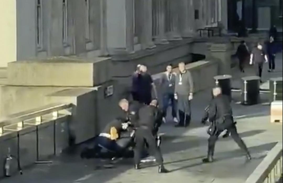 Убивцю затримали перехожі