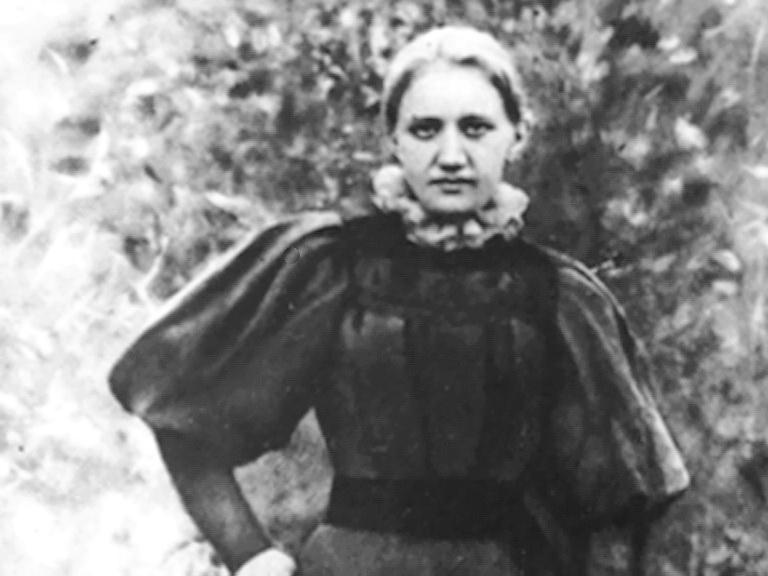 Ольга Гаморак, дружина Василя Стефаника