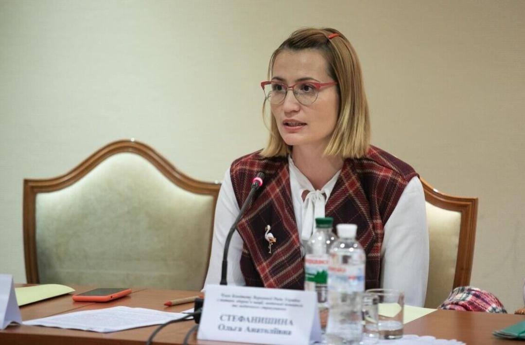 Ольга Стефанишина