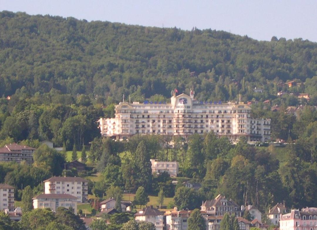 Ев'ян, готель «Рояль»