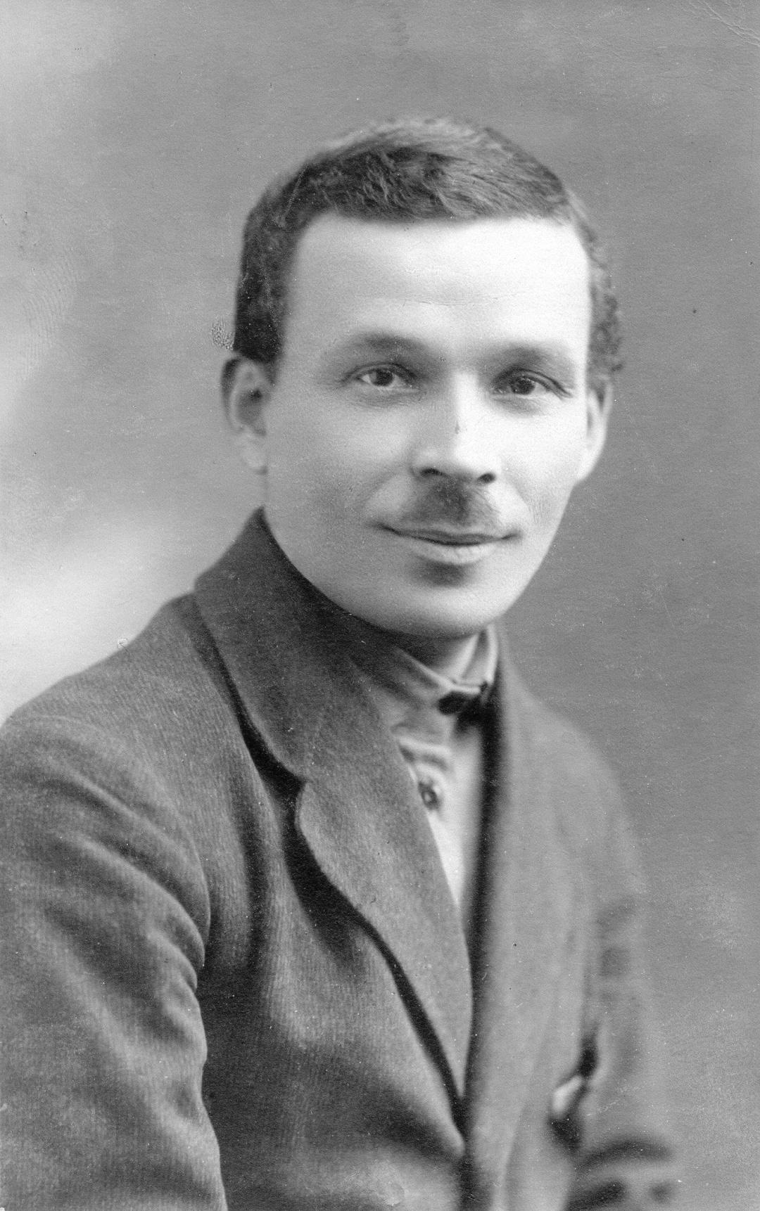 Микола Куліш у 1920-ті рр.