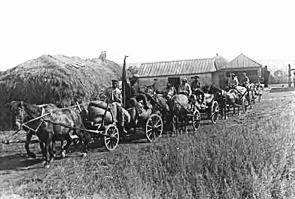 Продзаготівля хліба, 1932-1933 рр.