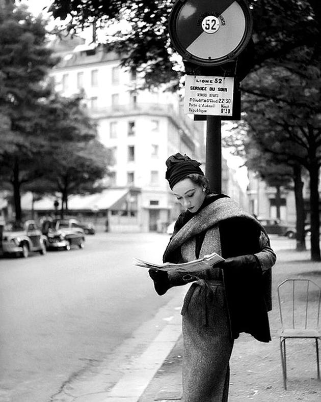 8-друга дружина Софі Стьор-Литвак, Париж, 1952 р.
