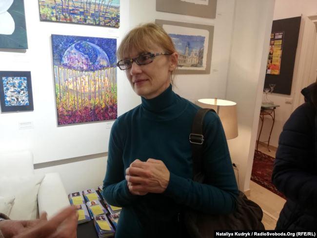 Архітекторка і художниця Алла Зарваницька