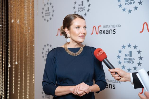 Анна Руденко, національний менеджер фестивалю-конкурсу «Вибір року» в Україні та Республіці Білорусь