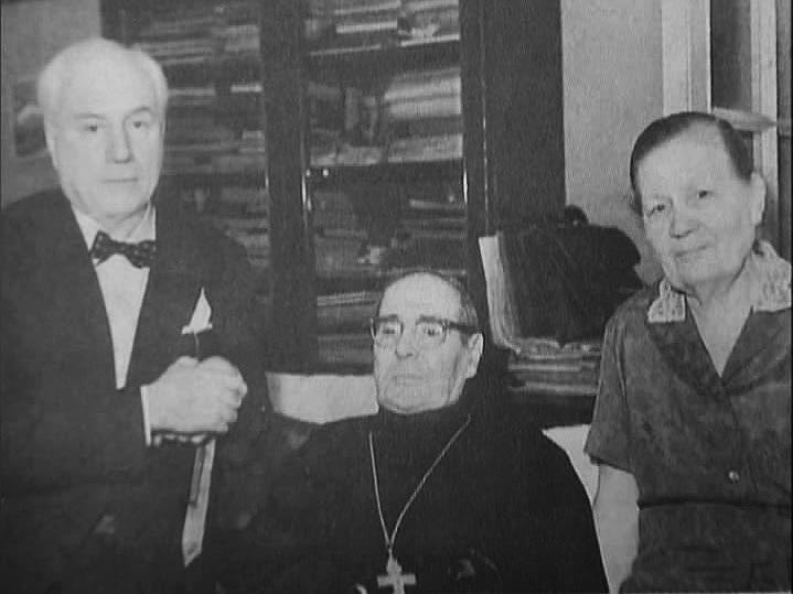 6-брати Іван і Федір та Анастасія Козловські, початок 1970-х рр.