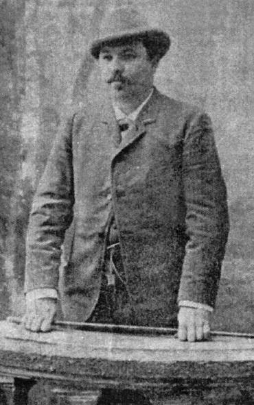 регент хору Софіївського собору Яків Калішевський