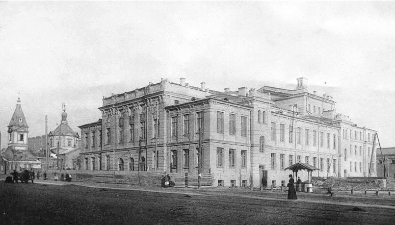 Троїцький народний дім, Київ, 1910-ті рр.