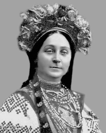Перша дружина Олександра Герцик