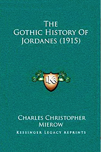 "трактат ""Ґетика"" ґотського історика Йордана 1"