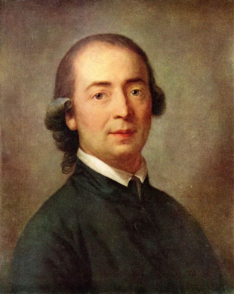 німецбкий теолог та історик культури Йоґанн Ґотфрід Ґердер