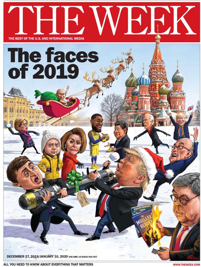 Обличчя 2019 року за версією The Week
