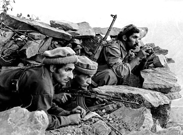 Афганці завжди втганяли будь-яких загарбників