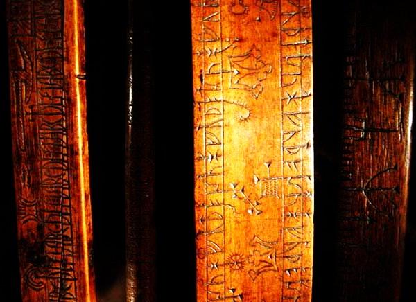 таємний код рунічного письма