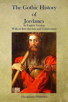 обкладинка трактату Історія ґотів  візантійського історика Йордана
