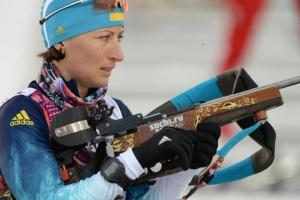 Віта Семеренко увійшла в ТОП-10 в спринті на етапі Кубка світу з біатлону в Австрії