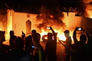 Массовые протесты в Ираке: пятеро погибших, десятки раненых