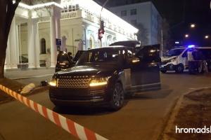 Des inconnus ont tiré sur un Range Rover en plein centre de Kyiv, un enfant est tué