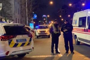Des inconnus ont tiré sur un Range Rover en plein centre de Kyiv, un enfant a été tué