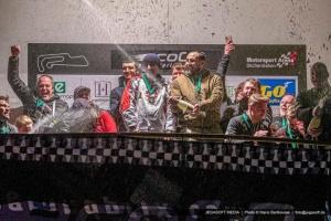 Les Ukrainiens ont remporté une course internationale de voitures électriques en Allemagne