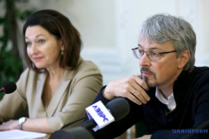 """Законопроєкт """"Про медіа"""" враховує положення мовного закону - Ткаченко"""