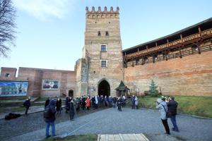 Замок Любарта: цикл «Фортеці України»
