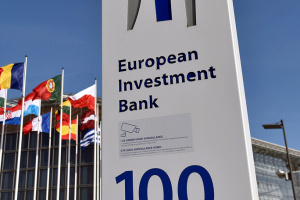EIB invested over EUR 1B in Ukraine last year