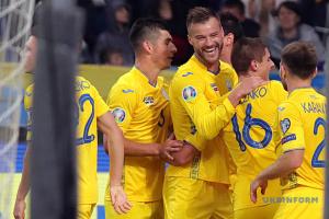 Збірна України розпочне підготовку до футбольного Євро-2020 17-18 травня