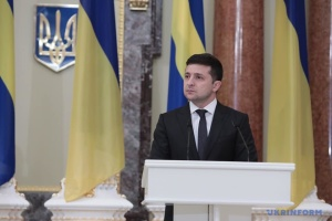 Зеленський пропонує ВР спростити отримання громадянства тим, хто воював за Україну чи втік із РФ