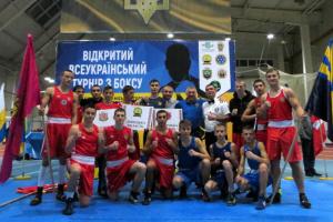 В Бахмуте на Донетчине стартовал Всеукраинский турнир по боксу среди юниоров